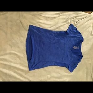 Danskin Blue athletic T-shirt
